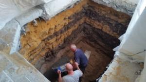 Stabilised Soil - Cellars - BMC 4